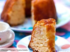 undefined Cornbread, French Toast, Grands Parents, Breakfast, Ethnic Recipes, Nature, Food, Life, Yogurt Cups