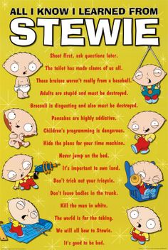 Family Guy: Stewie Griffin