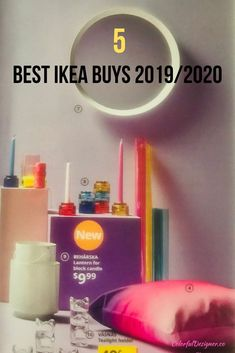 5 best deals from Ikea 2019/2020 – Colorful Designer