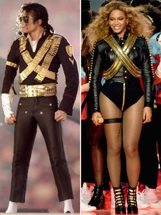 Super Bowl 50: Beyoncé's Halftime Show Style Serves Up Major Michael Jackson Vibes http://stylenews.peoplestylewatch.com/2016/02/07/super-bowl-2016-beyonce-outfit/