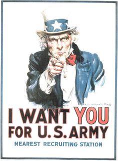 As Guerras Mundiais e a Propaganda Política das Nações.