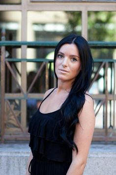 Beautiful Black Hair Extensions / Photo by: Richard Cheng Black Hair Extensions, Clip In Extensions, Beautiful Black Hair, Great Lengths, You Look, Improve Yourself, Brunettes, Calgary, Brown Hair
