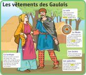 Les vêtements des Gaulois - Le Petit Quotidien, le seul site d'information quotidienne pour les 6 - 10 ans !