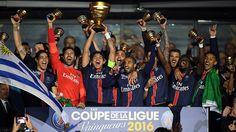 L'antisèche : Sur la scène nationale, il ne peut rien arriver au PSG - Coupe de la Ligue 2015-2016 - Football - Eurosport