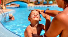 5 Tips for Better Sunscreen Use | When skin gets wet or sweaty, sunscreens may not work as well as you expect.