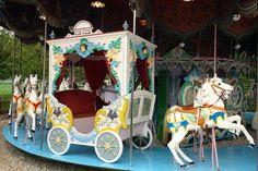 extremely rare carolcil animals | Carousel: Ca. 1900 Heyn Carousel w/ Ruth & Sohn 33 Organ