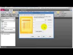 ▶ Microsoft Access Full Tutorial | Microsoft Access Complete Tutorial - YouTube left off at 18 min.
