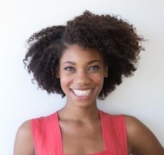 Click the image for Joy's natural hair photos and regimen