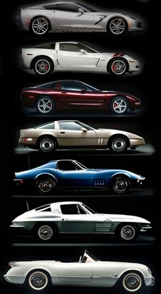 The Chevrolet Corvette, known colloquially as the Vette, or Chevy Corvette, is a sports car manufactured by Chevrolet. Corvette Chevrolet, Chevy, Chevrolet Auto, Pontiac Gto, 1985 Corvette, Stingray Corvette, Sexy Cars, Hot Cars, Automobile