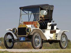 1912 Ford Model T Roadster