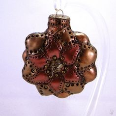 Hey, I found this really awesome Etsy listing at https://www.etsy.com/listing/117729986/steampunk-christmas-ornament-industrial