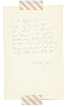 Roald Dahl es de otro planeta
