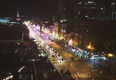 Nashville Hotspots for #DECAICDC