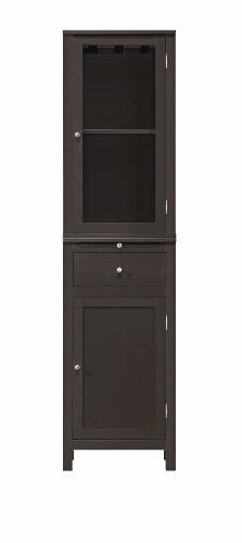 Baxton Studio Kentucky Modular Modern Hutch Cabinet, Brown By Baxton  Studio. $393.00. Top