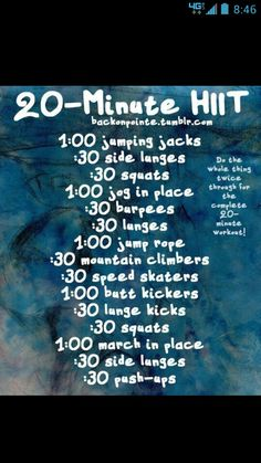 30 day AB challenge 20 minute HIIT Workout *repeat Back On Pointe at home workout! Home workout Fitness Workouts, Fitness Motivation, Sport Fitness, Body Fitness, At Home Workouts, Fitness Tips, Health Fitness, Quick Workouts, 20 Minute Hiit Workout