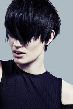 Charles Worthington Salon hair collection 2016 Beat