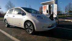 Nouvelle Nissan LEAF : première photo officielle