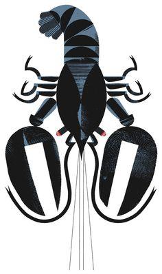 Raymond Biesinger - Crayfish