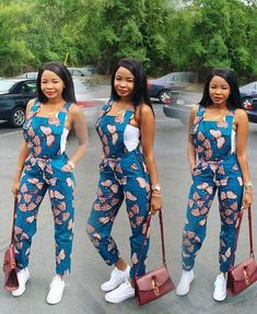 Rock the Latest Ankara Jumpsuit Styles these ankara jumpsuit styles and designs are the classiest in the fashion world today. try these Latest Ankara Jumpsuit Styles 2018 African Fashion Ankara, African Fashion Designers, Latest African Fashion Dresses, African Inspired Fashion, African Print Dresses, African Print Fashion, Africa Fashion, Modern African Fashion, African Prints