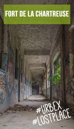 Das Fort de la Chartreuse ist ein Lost Place in Belgien, der eine lange Geschichte hat und heute verfällt. Es handelt sich um eine Kaserne, die von verschiedenen Truppen besetzt wurde...