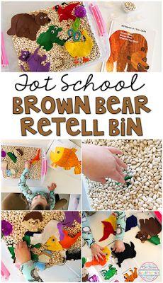 22 best brown bear brown bear theme images brown bear activities rh pinterest com