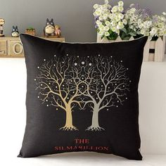 Game Of Thrones Cushion Cover by QuirkyHomeUK on Etsy