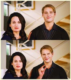 Try sitting across the room crossing your legs - Esme. Maybe a tad slower - Esme. Carlisle shows a tad with his finger and thumb*