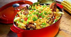 Incrível! Aprenda essa deliciosa receita de galinhada - # #Dicasereceitas #galinhada #Receitas