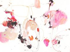 Formula Y, mixed media on paper | ALISON COOLEY