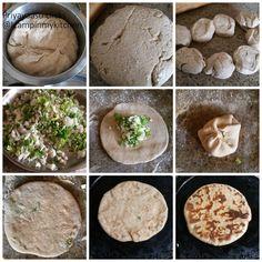 Paneer Kulcha/Paneer qulcha - Flatbread stuffed with panner for #BreadBakers   I Camp in my Kitchen