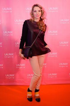 Anna Rozīte atklāj zīmola «Lauma Lingerie» 49. firmas veikalu