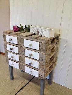 EcoNotas.com: Tres Muebles con Palets Reciclados, Diseño y Decor...