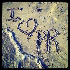 Mi amor... Mi paraiso... Mi Puerto Rico :-)