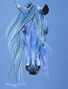 Magic of the Horse от SpiritedAwayDesigns на Etsy
