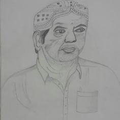 Portrait first attempt