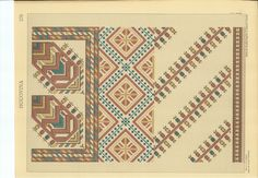 Drawing board of romanian traditional sewing motif. Folk Embroidery, Embroidery Patterns, Book Sites, Document Sharing, Presentation Slides, Knitting Charts, Drawing Board, Brick Stitch, Pattern Books