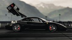 Gas Monkey Garage Ferrari F40 (Fast n Loud)   Flickr - Photo Sharing!