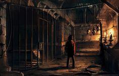 Image result for gladiator prisoner cell art