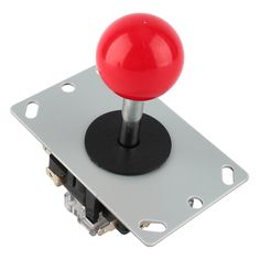 5.84$  Watch here - http://alil61.shopchina.info/go.php?t=32723140726 - Classic 4/8 way Arcade Game Joystick Ball Joy Stick Red Ball Replacement   #magazineonline