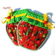 Шить,пошивать да добра наживать!: Прихватки, прихватки, прихватки... Crochet Square Patterns, Baby Knitting Patterns, Diy Crafts Crochet, Fabric Crafts, Easy Sewing Projects, Sewing Crafts, Modern Crochet, Crochet Mandala, Pottery Barn Teen