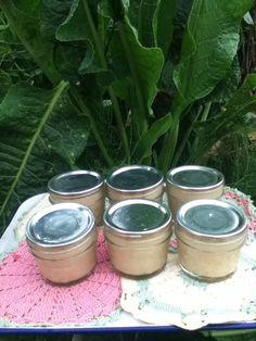 Home made horseradish sauce
