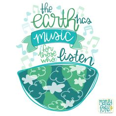 Happy Earth Day!  Mandy Ford Art & Illustration  #surfacedesign #artlicensing #nature #earth #mothernature