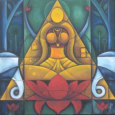 Cheenu Pillai - Indian Artist