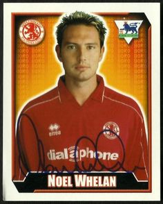 Noel Whelan 2003