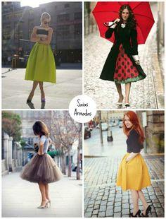 Cada mulher tem um modelo de saia que gosta mais de usar, mas não podemos 8ef0628fa2