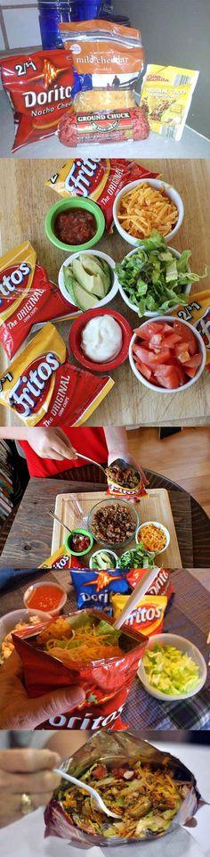 Los Doritos cobrarán un nuevo significado en tu vida después de ver todo lo que se puede hacer con ellos en la cocina. ¡Te dará hambre!