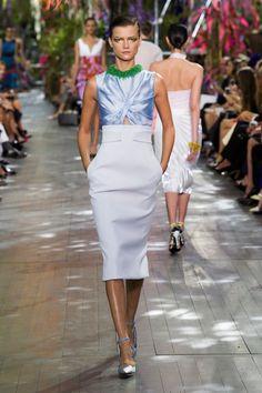 Défilé Christian Dior SS14