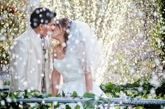 buscando el momento para capturar la foto mágica, pronto las imágenes de la boda :-)