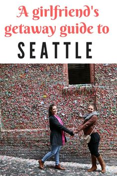 The best places to eat and see in the exciting city of Seattle. Before I dive in to all the must see's and do's, let me say that most of what is on this list is purely based on local word of mouth; in my opinion, the only way to truly experience a city. With that I give you the Ultimate Girlfriends Getaway Guide to Seattle!