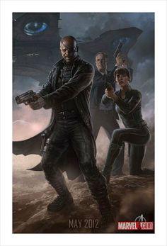 Nick Fury S.H.I.E.L.D.